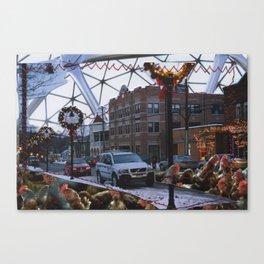 Main Street Canvas Print