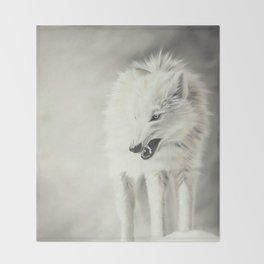 Storm Throw Blanket