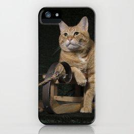 "Loki's ""Rosebud"" iPhone Case"