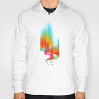 astronomy Hoodies featuring Space vandal by Picomodi