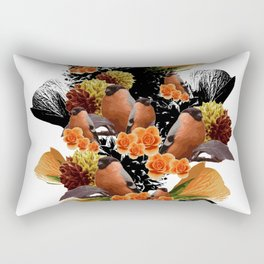BLOOMBIRDS Rectangular Pillow
