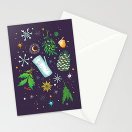 Solstice Holiday Stationery Cards
