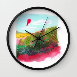 Landscape 2 Wall Clock