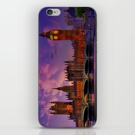 Houses of Parliament - London iPhone Skin