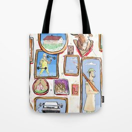 Pictures Tote Bag