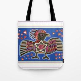 Panama Molas Tote Bag