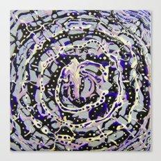 Drip Trip Canvas Print