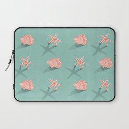 Conch & Starfish Laptop Sleeve