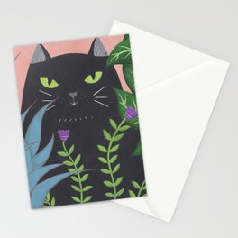 Jungle Cat Stationery Cards