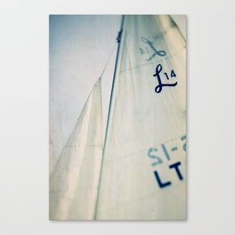 Sail #2 Canvas Print