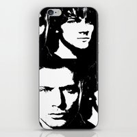 winchester iPhone & iPod Skins featuring Winchester by Panda Cool