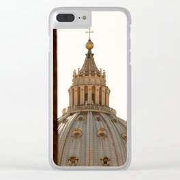 Cupola Clear iPhone Case