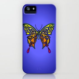 Butterfly-knot iPhone Case