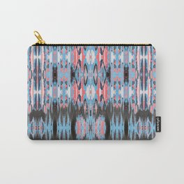 American Ikat Carry-All Pouch