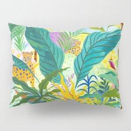 Paradise Jungle Pillow Sham