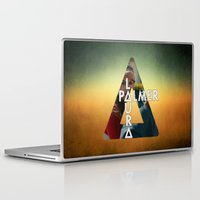 bastille Laptop & iPad Skins featuring Bastille - Laura Palmer by Thafrayer