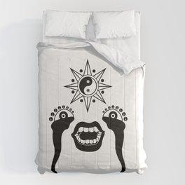 Buddha's Peepers Comforters