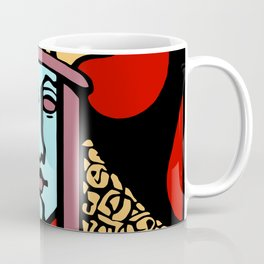 Jugendstil Einfuhrmesse Frankfurt re Coffee Mug