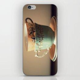 Tea Set iPhone Skin