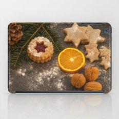 Christmas cookies iPad Case