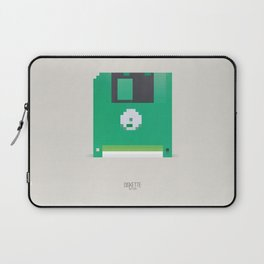 Pixelated Technology - Diskette Laptop Sleeve
