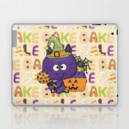 Little Batty Halloween Bake Sale Laptop & iPad Skin