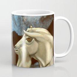 Night of The Billy Goat Coffee Mug