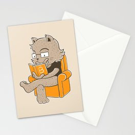 What's Bitcoin Stationery Cards