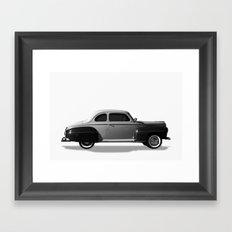 Cruiser Framed Art Print