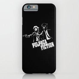 Pulpaca Fiction Pulp Fiction iPhone Case