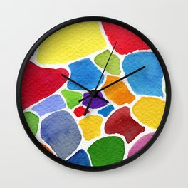 Boundaries Wall Clock