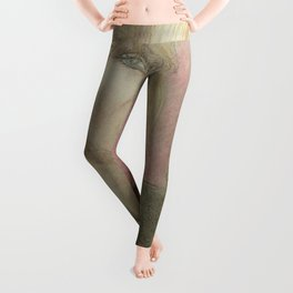 Cannabis is Safer Sweetie Darling Leggings