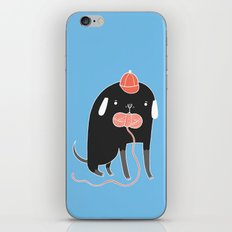 I'd Rather Eat Wool Than Be Cool iPhone & iPod Skin