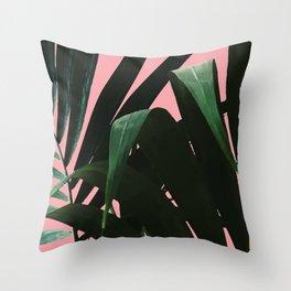 Tropikal Inspo Throw Pillow
