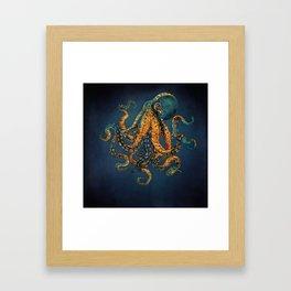 Underwater Dream IV Framed Art Print
