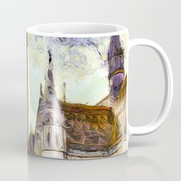 The Church Vincent Van Gogh Coffee Mug