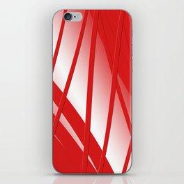Thunderbird Orange Strings iPhone Skin