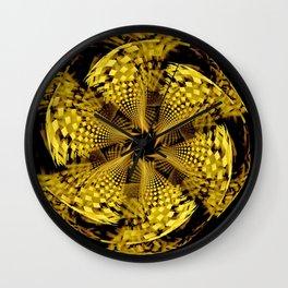 DA FS Gold Speed ONFX Wall Clock