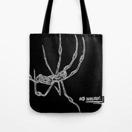 Orb Weaver 4 Tote Bag