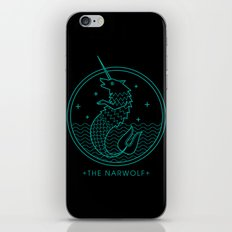 The Narwolf iPhone Skin