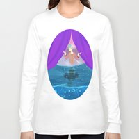 future Long Sleeve T-shirts featuring Future by John-Ace