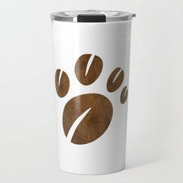 Coffee Bean Bear Paw Travel Mug