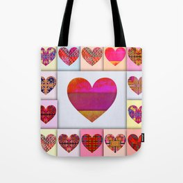 The one and Only Love! Tote Bag
