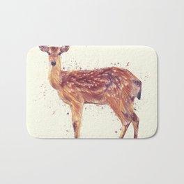 Deer Study Bath Mat