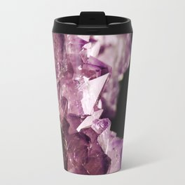 Amethyst Quartz Travel Mug
