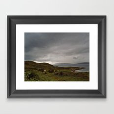 The Firth of Lorn Framed Art Print