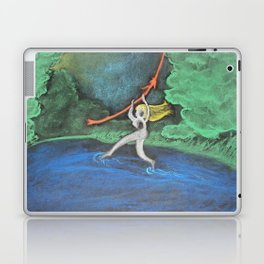 Walking on Water Laptop & iPad Skin
