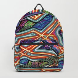 Ripples and Shadows Backpack