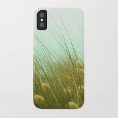 Whispers in the Breeze iPhone X Slim Case