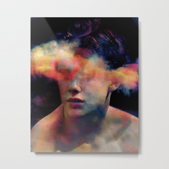 Untitled 20121008r (Brad) Metal Print